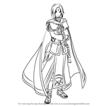 How to Draw Soren from Fire Emblem