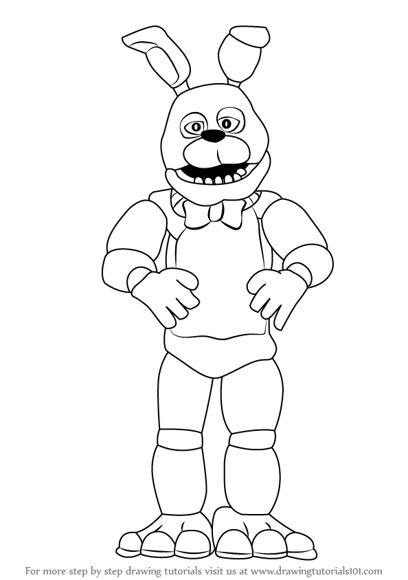 Faceless Coloring Pages