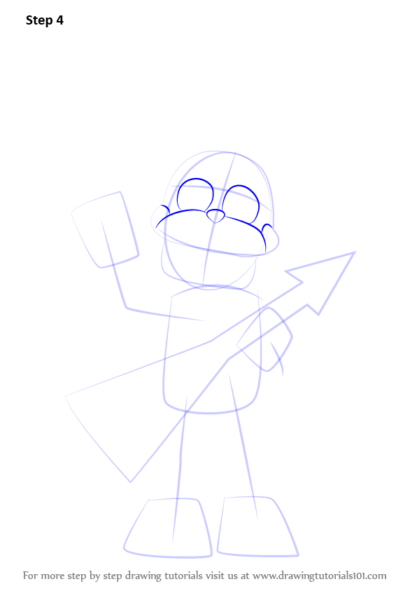 Learn How To Draw Toy Bonnie From Five Nights At Freddy S