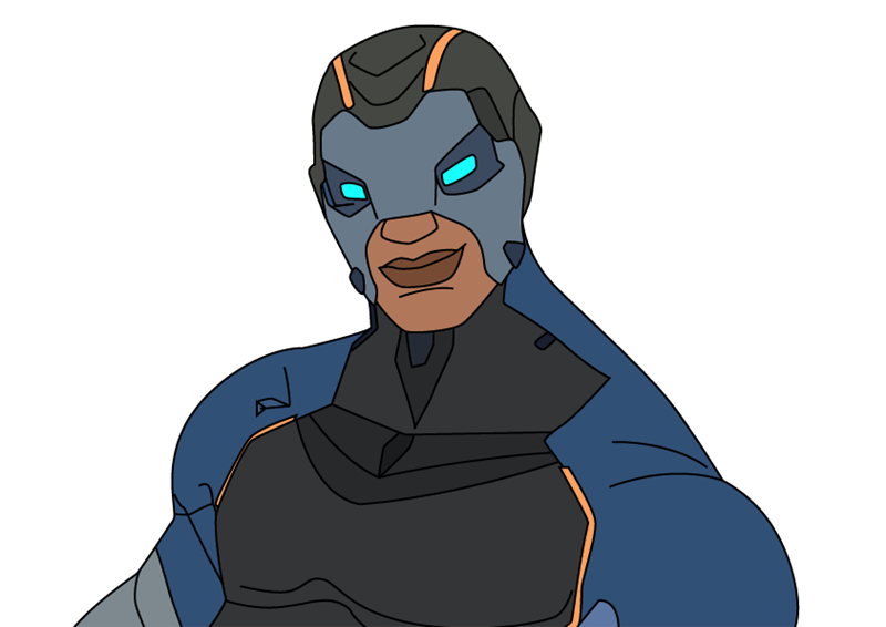 Learn How To Draw Cobalt Commando Carbide From Fortnite Fortnite