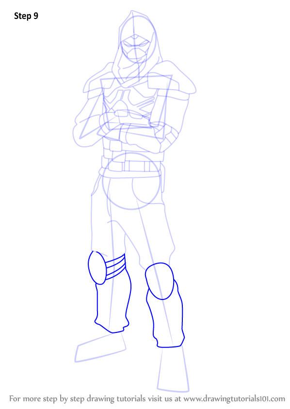 Learn How to Draw Enforcer from