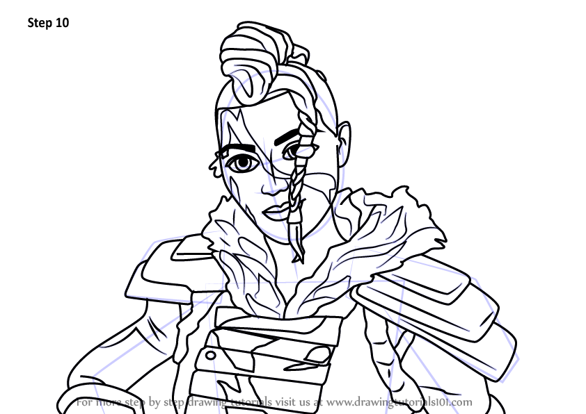 Learn How To Draw Machinist Thora From Fortnite Fortnite