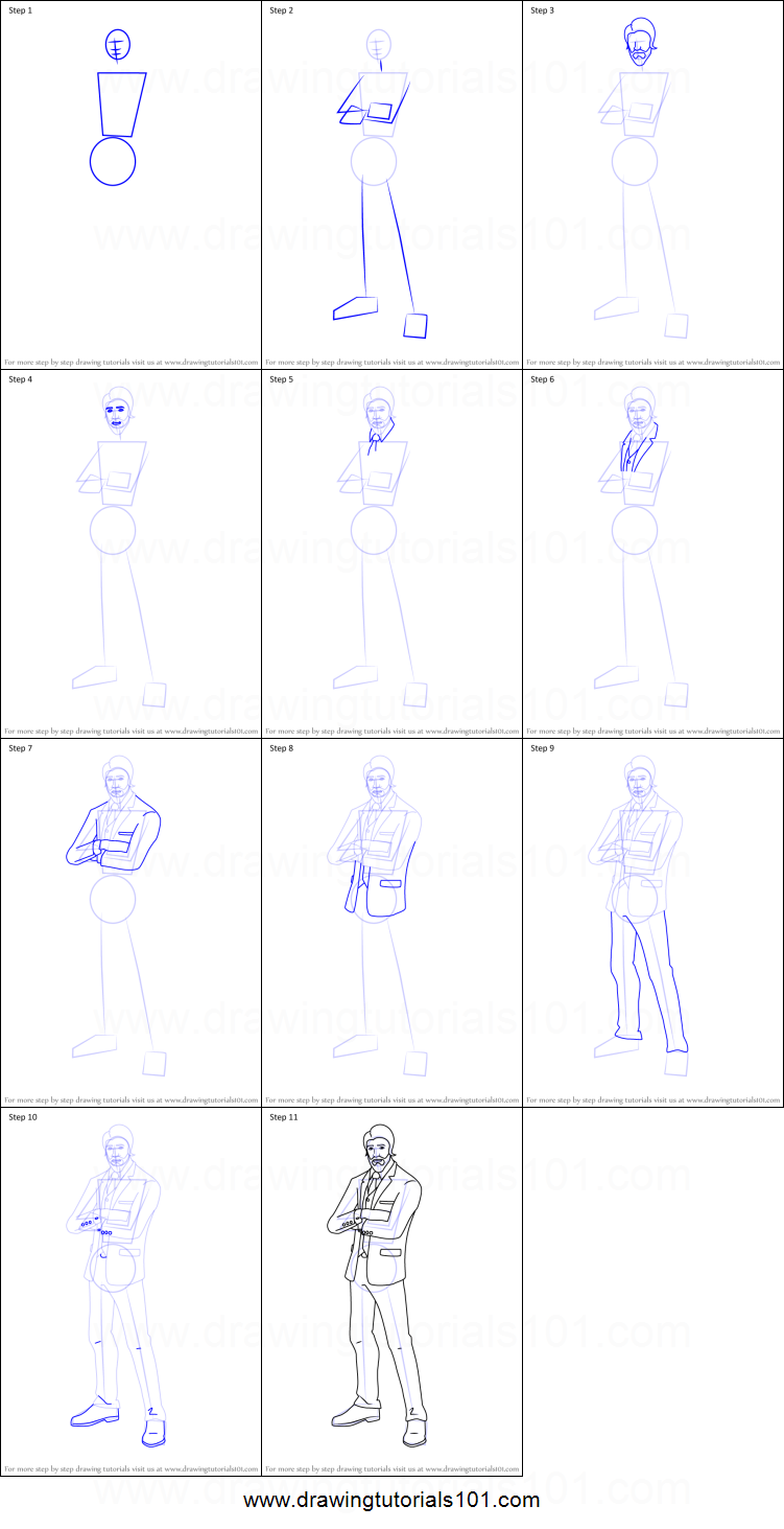 How to Draw The Reaper from Fortnite printable step by step