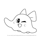 How to Draw Chuchu from Kirby