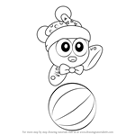 How to Draw Marx from Kirby