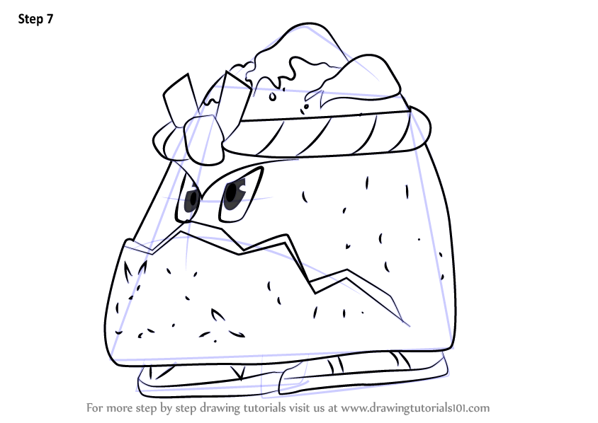 Learn How To Draw Moundo From Kirby Kirby Step By Step