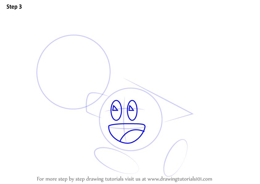 Learn how to draw poppy bros jr from kirby kirby step for Poppy drawing step by step