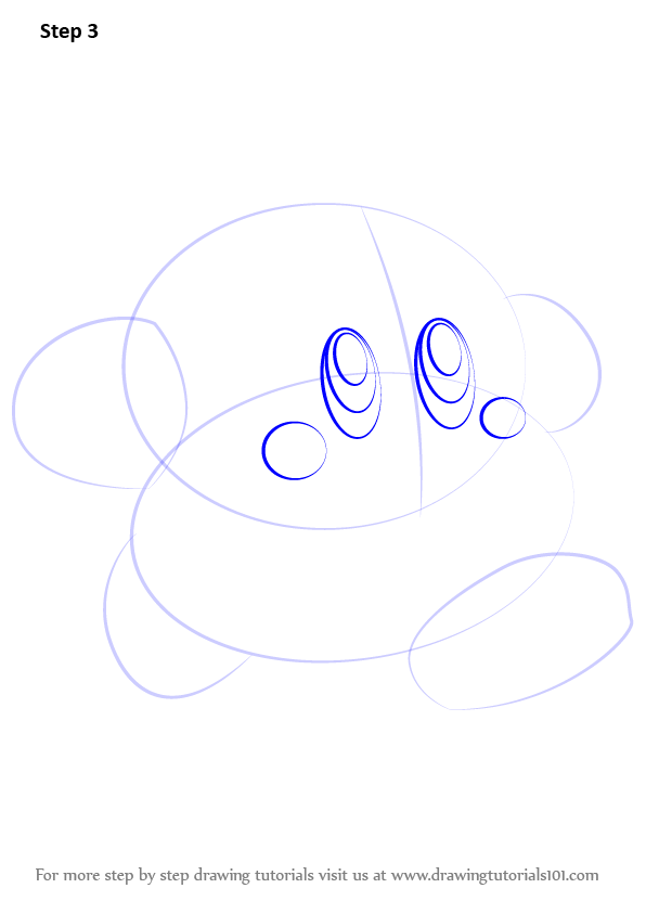 waddle dee coloring pages - photo #28