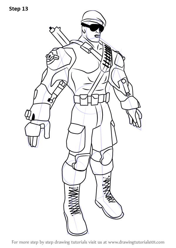jax mortal kombat coloring pages pictures to pin on
