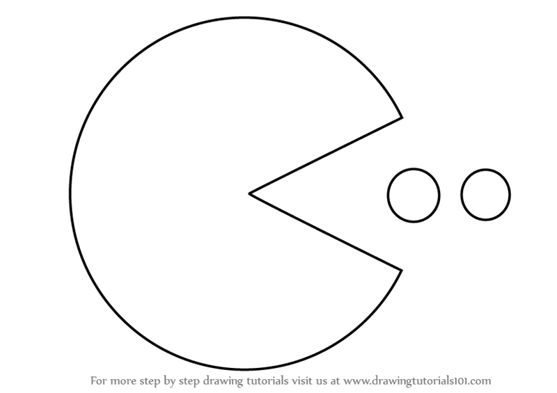 Fabulous Pac Man Maze Coloring Pages With Pac Man Coloring Pages