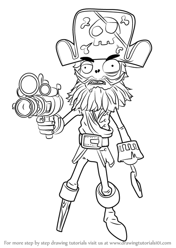 pvz garden warfare coloring pages - photo#21