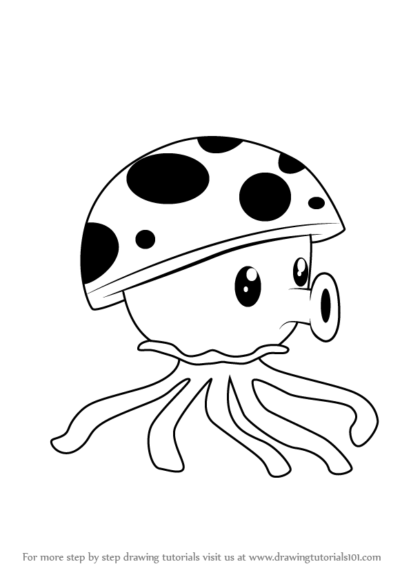 shroom coloring pages - photo#42