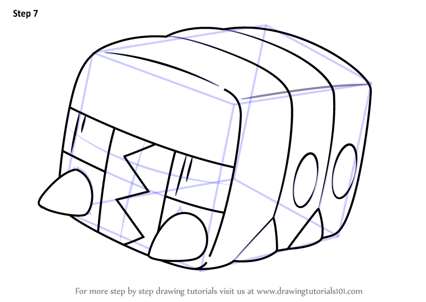 Learn How to Draw Charjabug from