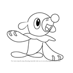 How to Draw Popplio from Pokemon Sun and Moon