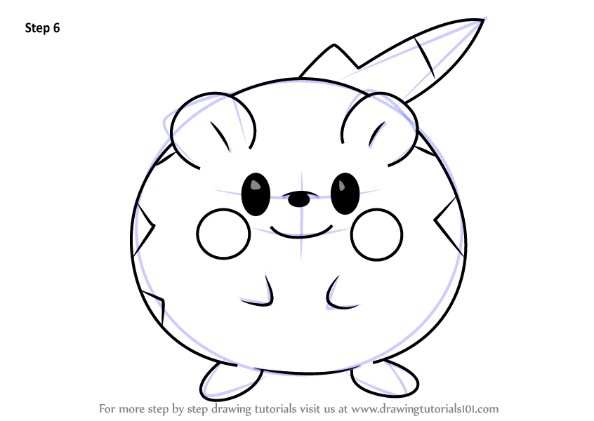 Learn How to Draw Togedemaru from