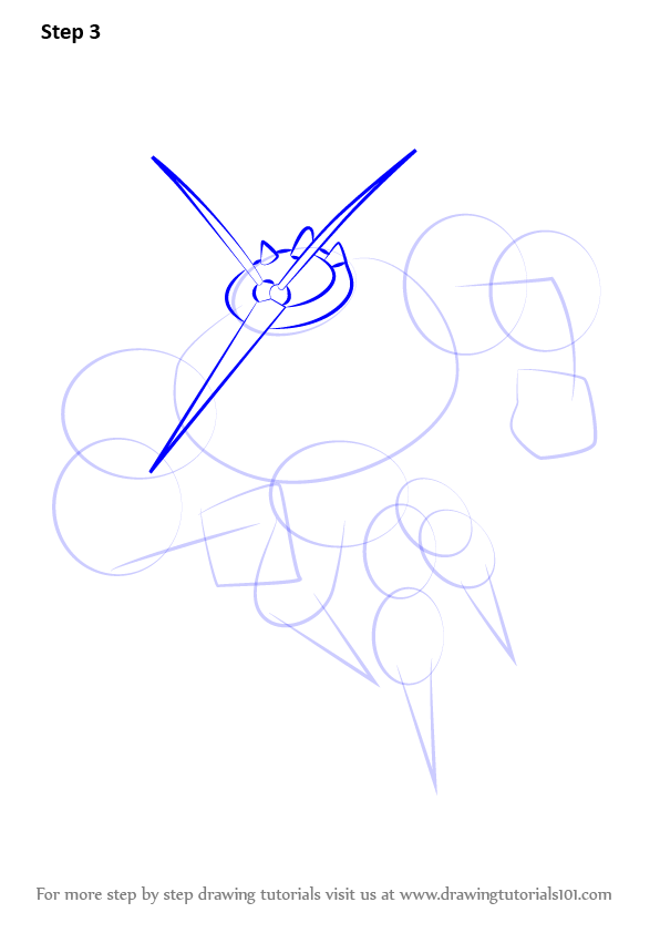 Learn How To Draw Ub 02 Absorption From Pokemon Sun And