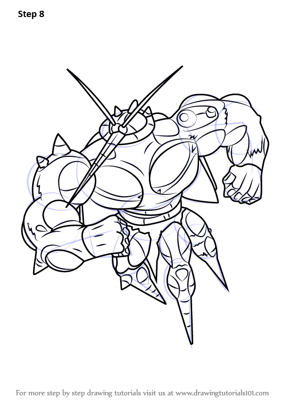 ub funkey coloring pages - photo#48
