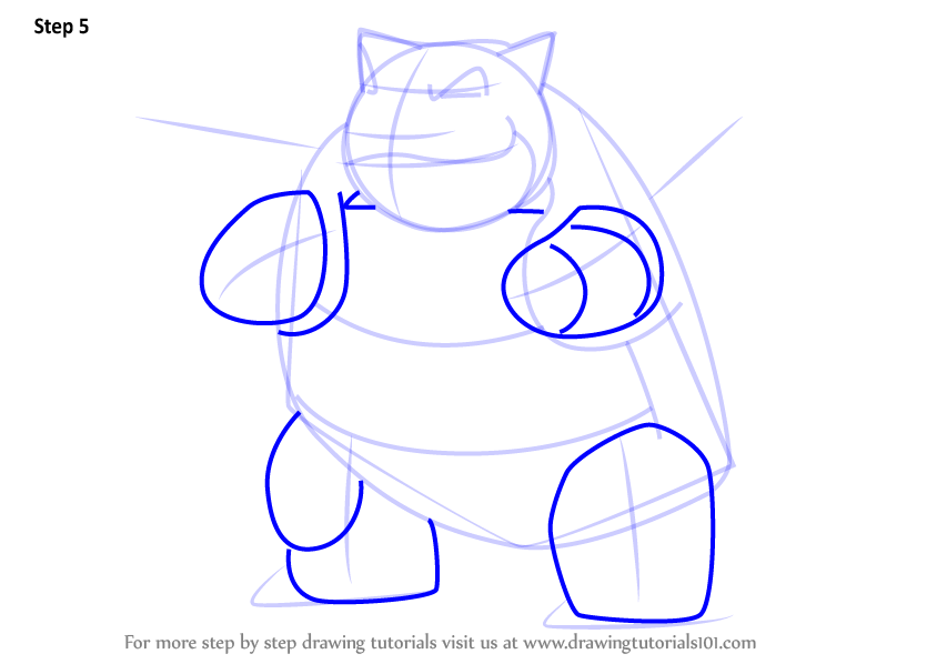 how to draw pokemon poliwrath