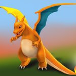 How to Draw Charizard from Pokemon GO