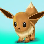How to Draw Eevee from Pokemon GO