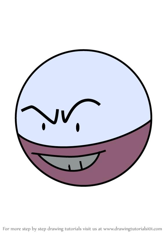 how to draw pokemon go