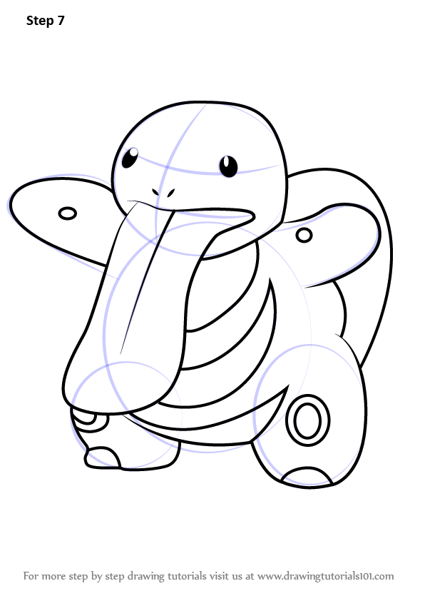 Learn How to Draw Lickitung from