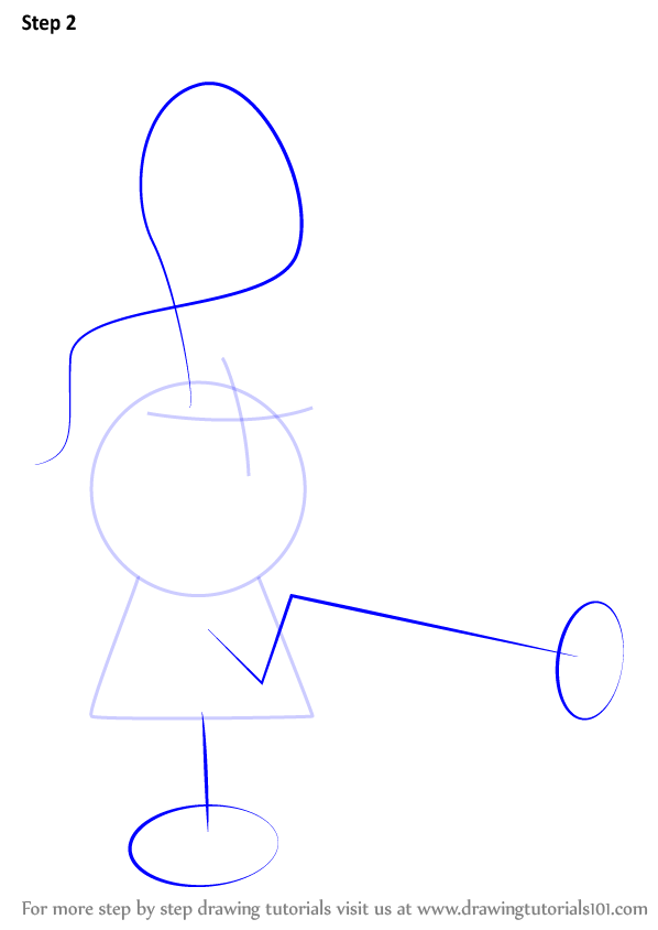 how to draw a sniper step by step easy