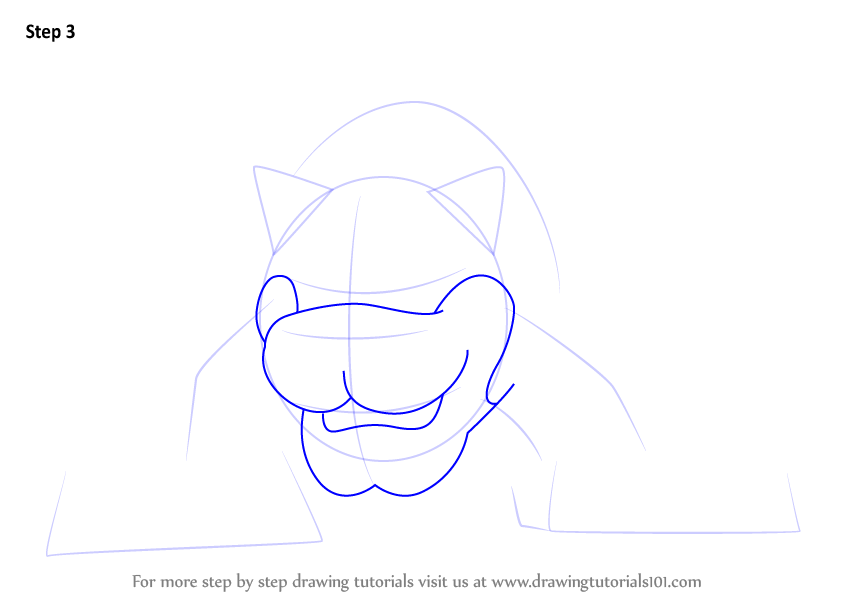 Learn How To Draw Meowser From Super Mario Super Mario