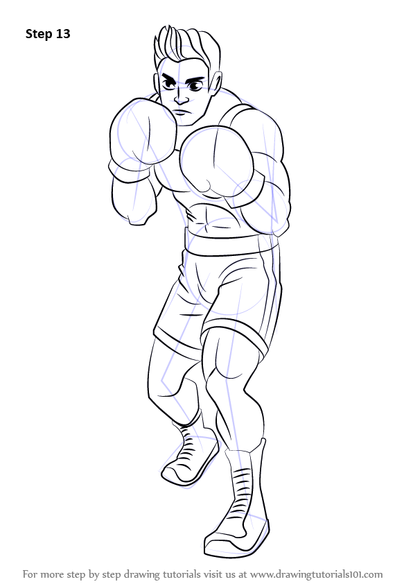 Learn How to Draw Little Mac from