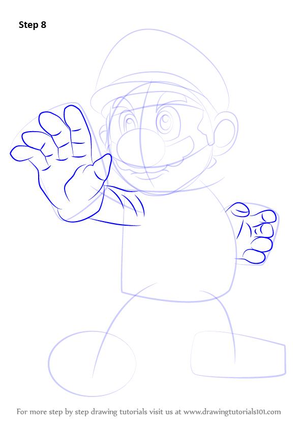 How to Draw Mario - Drawing Tutorial - Play Nintendo
