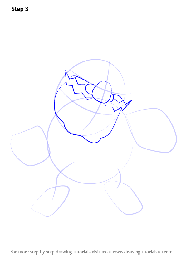 Learn How To Draw Wario From Super Smash Bros Super Smash