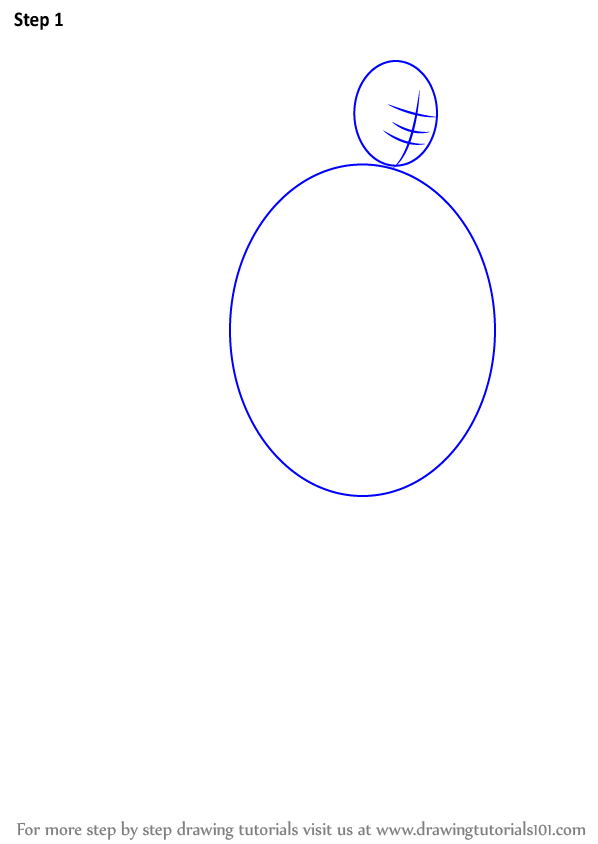 how to draw a bob