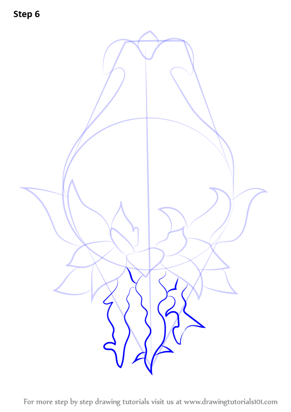Learn How To Draw Plantera First Form From Terraria