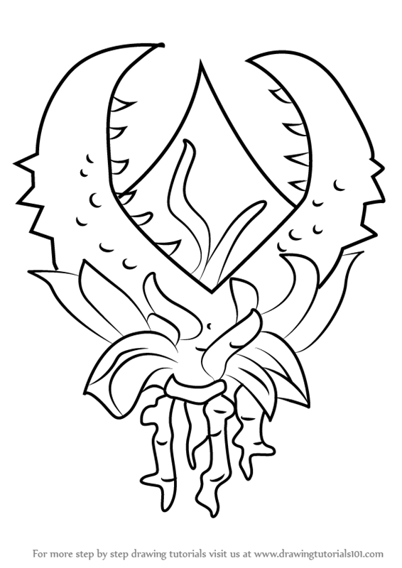 Step By Step How To Draw Plantera Second Form From