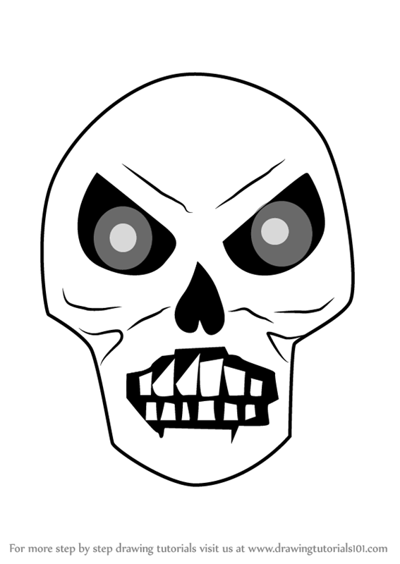 Step By Step How To Draw Skeletron Prime From Terraria Drawingtutorials101 Com