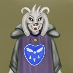 How to Draw Asriel Dreemurr from Undertale