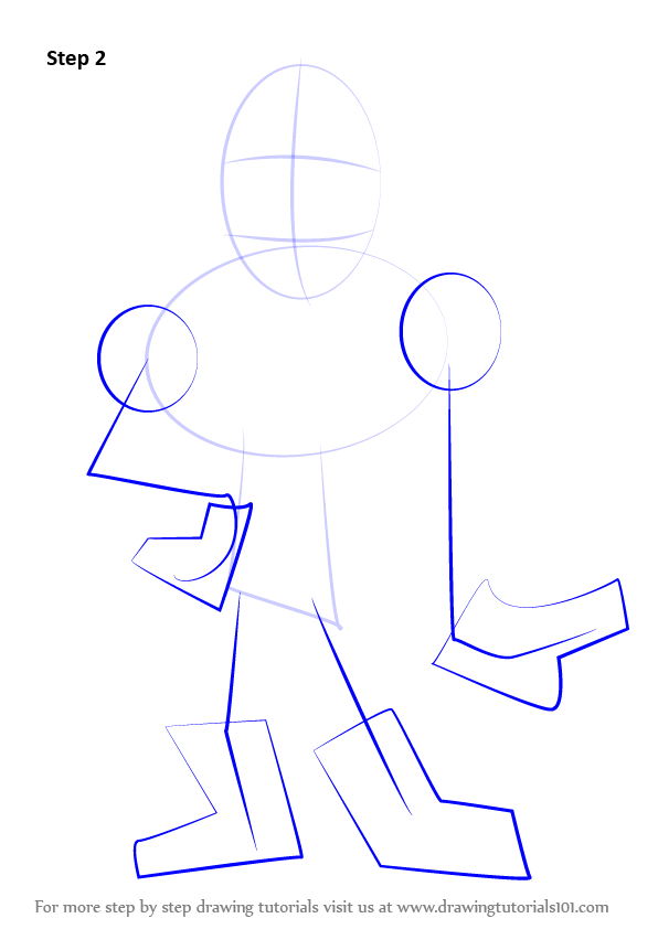 Learn How to Draw Papyrus from Undertale (Undertale) Step by