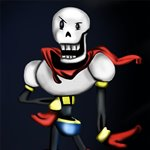 How to Draw Papyrus from Undertale