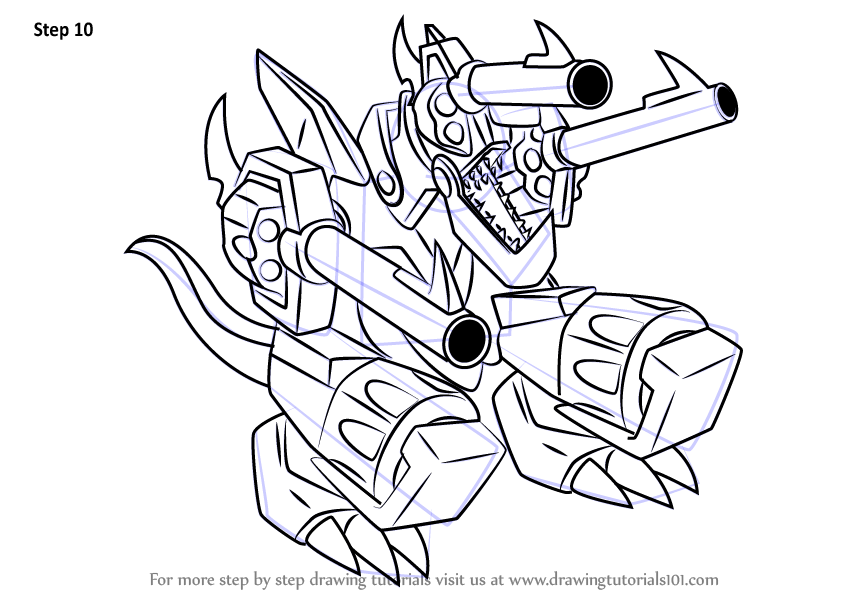 Learn How To Draw Barrel Dragon From Yu Gi Oh Duel